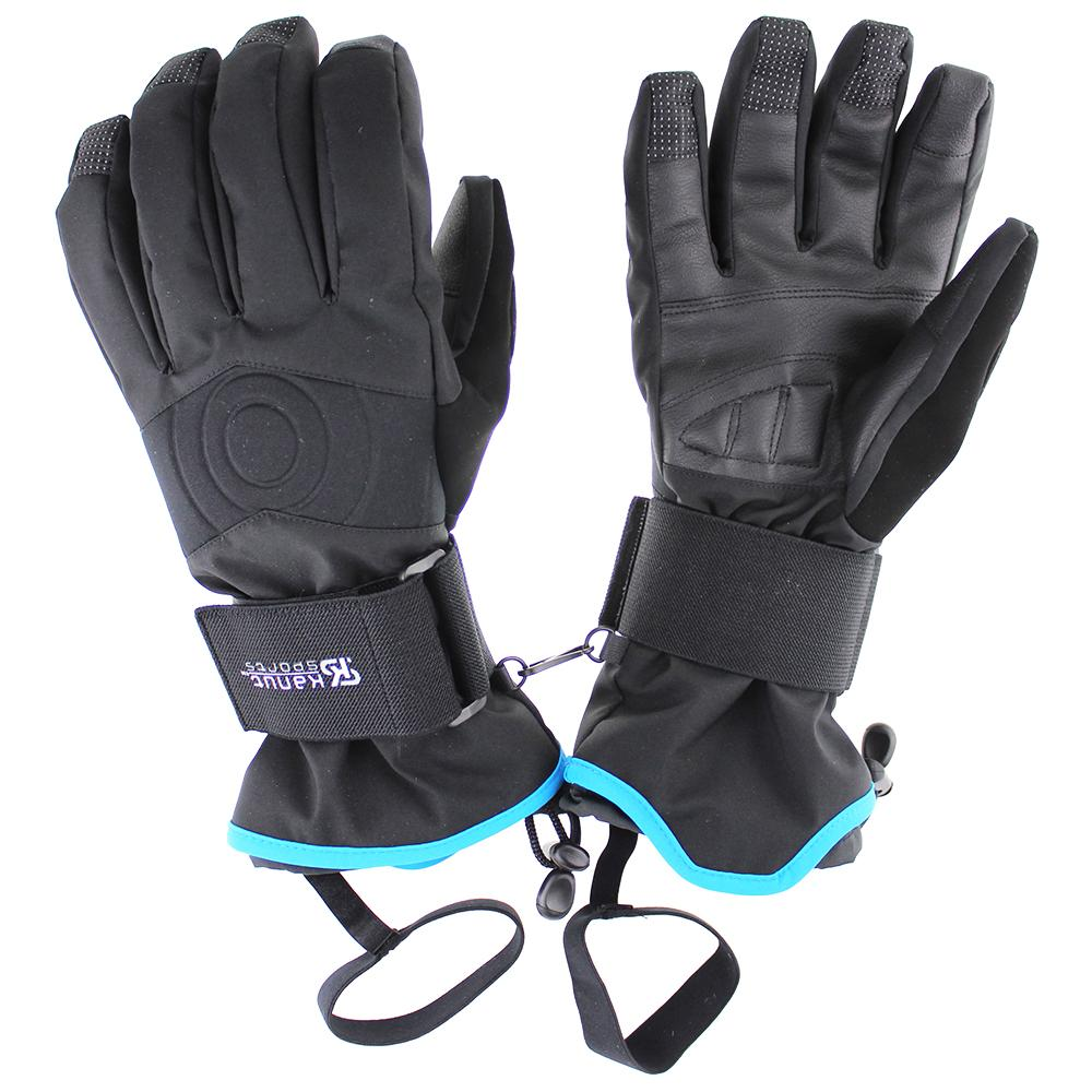Mens Gloves - Quray - Mens Snow & Ski Gloves