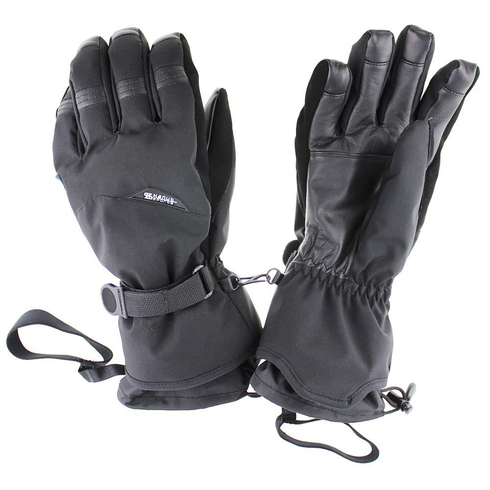 Mens Gloves - Regal - Mens Snow & Ski Gloves
