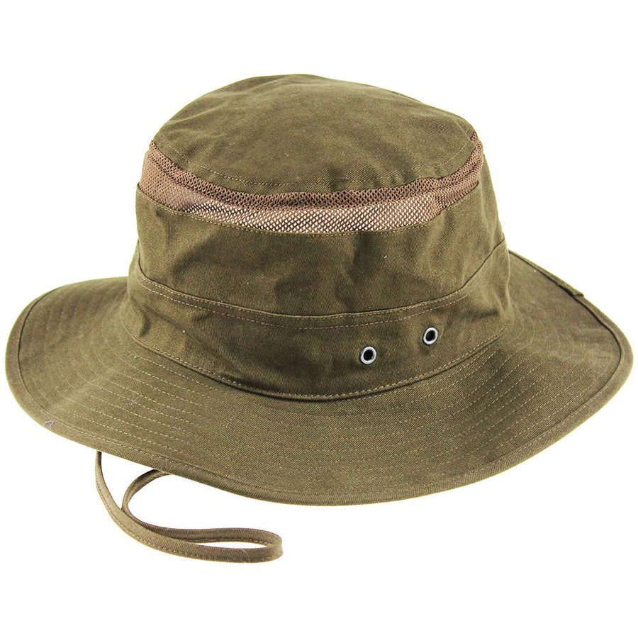 Capital Washed Boonie Sun Hat