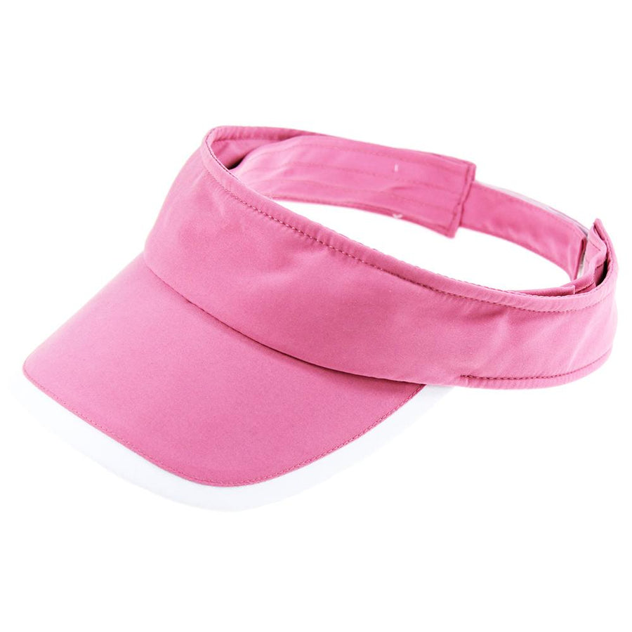 Visor - Blanca - Performance Running Visor