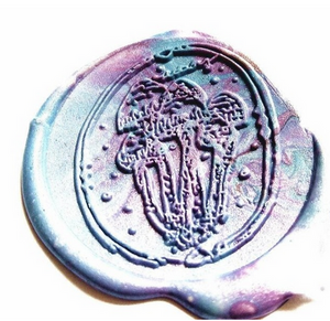 Jellyfish Wax Seal Head