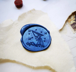 Paper Plane Wax Seal Head