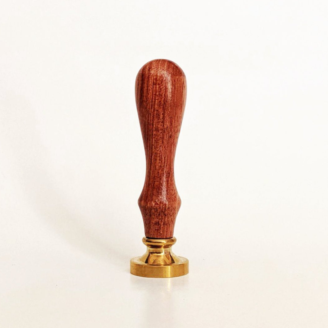 Standard Light Wood Seal Handle