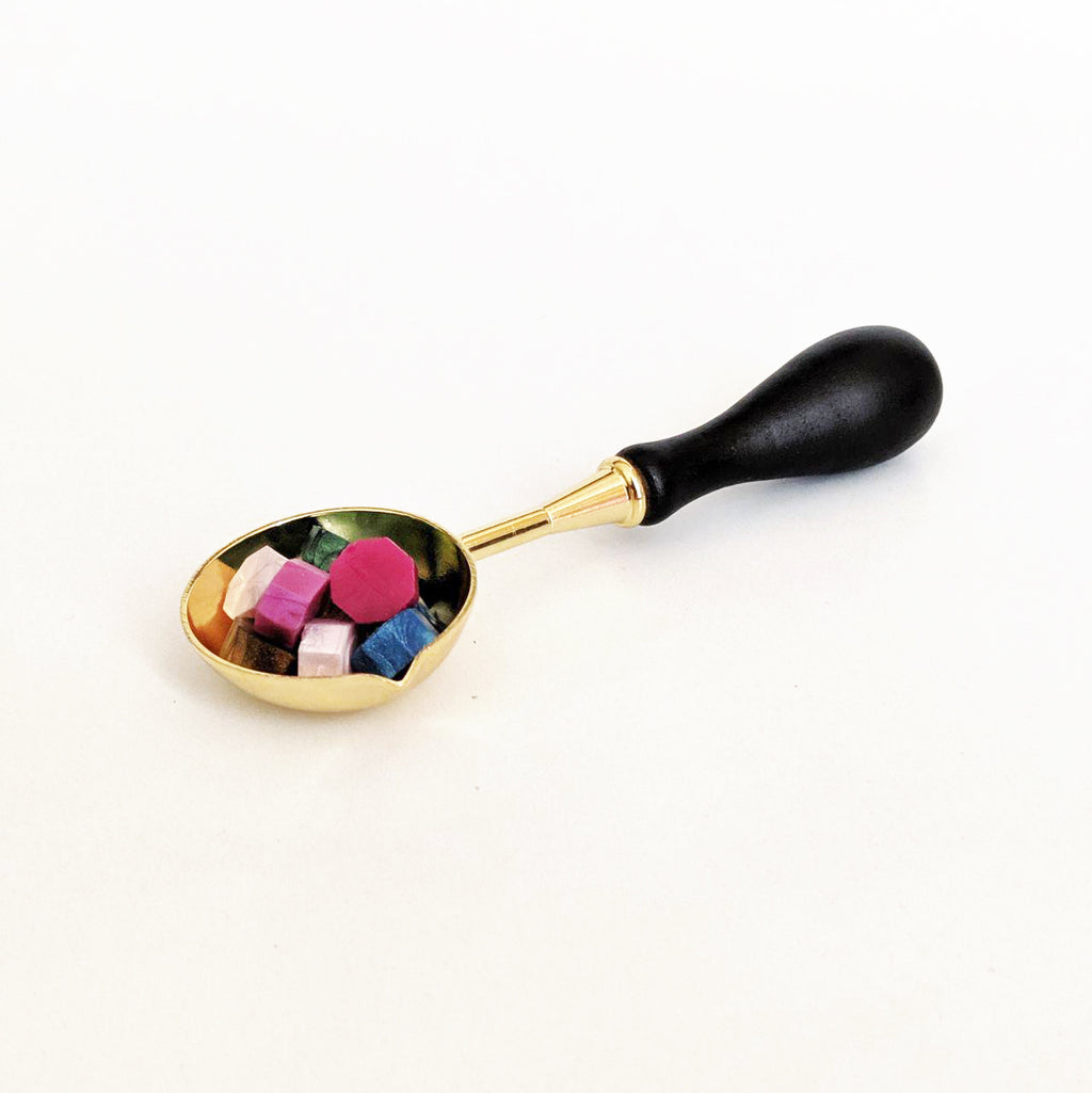 Gold Classic Melting Spoon