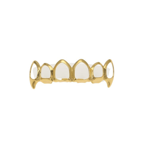 Hollow 14k Grillz