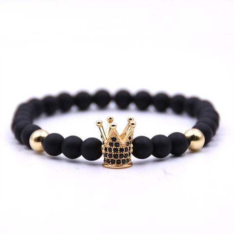 *FREE* King Crown Iced Bracelet