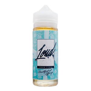 Loud eJuice - Breakfast at Tiffany's