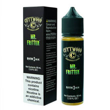 Load image into Gallery viewer, Cuttwood E-Liquids - Mr. Fritter