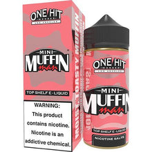 Load image into Gallery viewer, One Hit Wonder eLiquid - Mini Muffin Man