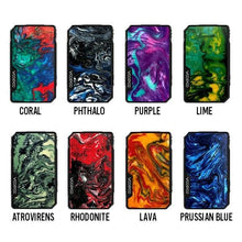 Load image into Gallery viewer, Voopoo DRAG Mini 117W TC Box Mod - Resin Edition (Black)