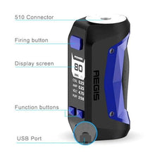 Load image into Gallery viewer, GeekVape Aegis Mini 80W Box Mod Only