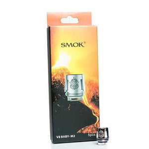 Smok TFV8 Baby M2 Coil for Stick V8 0.25ohm (5 Pack)