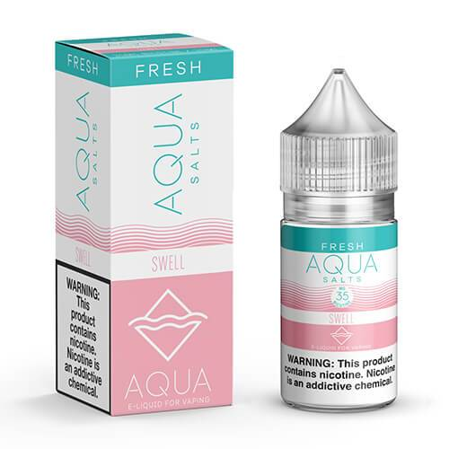 Aqua Fresh eJuice SALTS - Swell