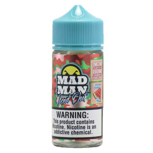 MadMan Liquids ICED OUT - Crazy Watermelon ICE