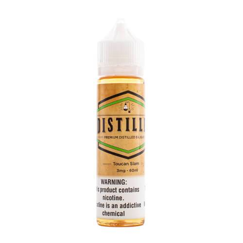 Distilled eLiquid - Toucan Slam