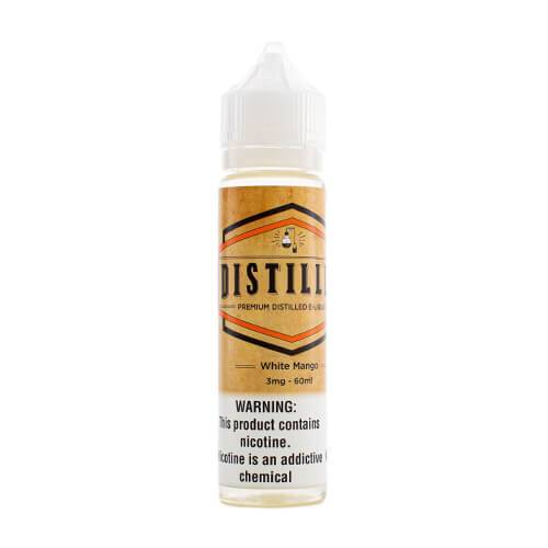Distilled eLiquid - White Mango