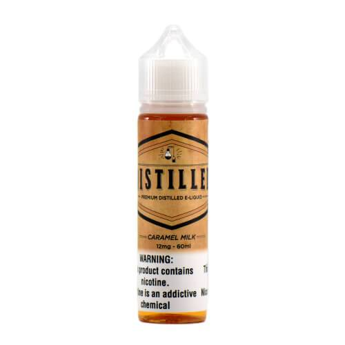 Distilled eLiquid - Caramel Milk