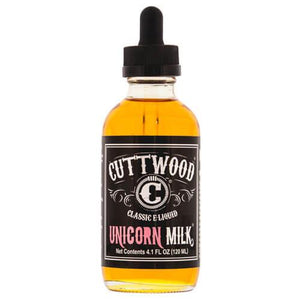 Cuttwood E-Liquids - Unicorn Milk