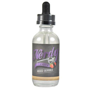 Nerdy E-Juice - Mixed Berries