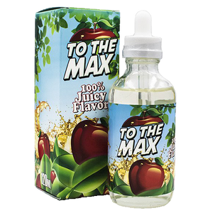 To The Max E-Juice - Apple