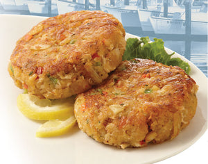 ${product_type Homemade Crab Cakes The Berwick Shellfish Co.