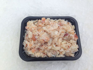 ${product_type Pure White Crab Meat ( 250g ) The Berwick Shellfish Co.
