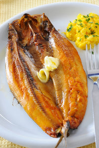 ${product_type Oak Smoked Kippers - Pack of Two  ( 600g ) The Berwick Shellfish Co.