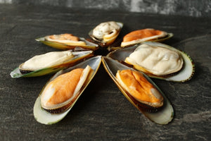 ${product_type Greenshell Mussels  ( 1000g ) The Berwick Shellfish Co.