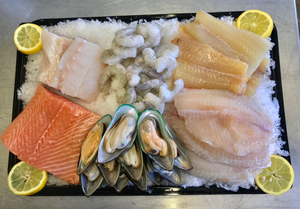 Family  Fish Box ( serves 6-8)