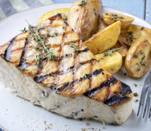 Swordfish Loin 170-320g ( 5 x Portions )
