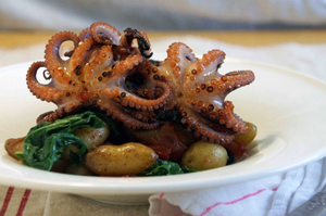 Whole Baby Octopus (1kg) FROZEN