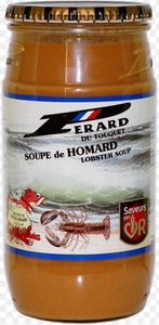 ${product_type French Lobster Soup ( 780g ) The Berwick Shellfish Co.