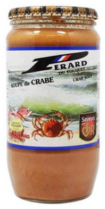 ${product_type French Crab Soup ( 780g) The Berwick Shellfish Co.