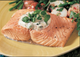Fresh Full Side Salmon Fillet  ( 1 kg )