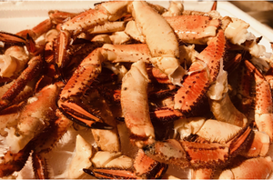 Cooked Crab Legs ( 1kg ) [PRICE SLASHED]