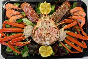 The Deadly East Catch Platter  (4-6 person)