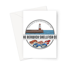 ${product_type Greeting Card £2.95 The Berwick Shellfish Co.