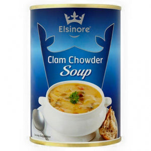 ${product_type Clam Chowder Soup The Berwick Shellfish Co.