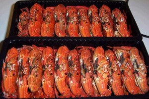 ${product_type Cooked Velvet Crab ( 1 kg pack  ) The Berwick Shellfish Co.