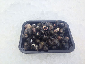 ${product_type Periwinkles ( 500g ) The Berwick Shellfish Co.