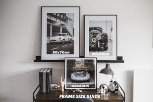 Shelby Daytona Cobra - FINE ART PRINT