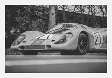 Load image into Gallery viewer, Porsche 917 'GULF' Le Mans - FINE ART PRINT