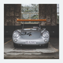 Load image into Gallery viewer, Porsche 550 RS Spyder 'The Wing' - FINE ART PRINT