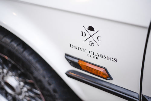 Drive Classics Club Sticker Pack