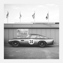 Load image into Gallery viewer, Aston Martin DB4 GT - FINE ART PRINT
