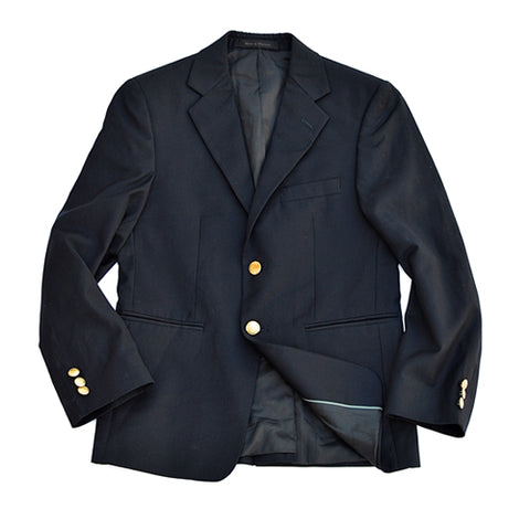 boy blazer - navy