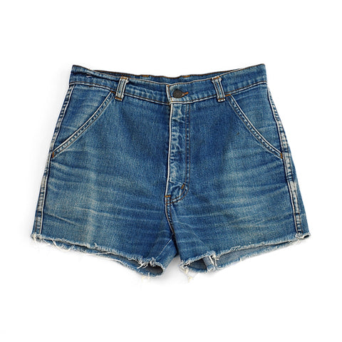 denim shorts - carpenter