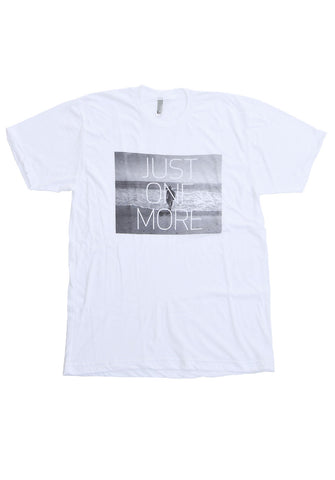 graphic tee - just one more