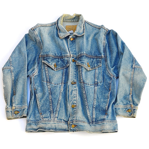 men's vintage denim jacket