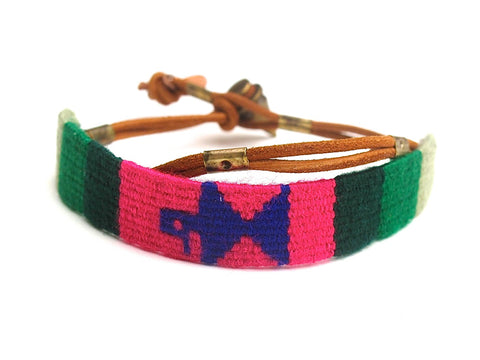 southwest eagle bracelet